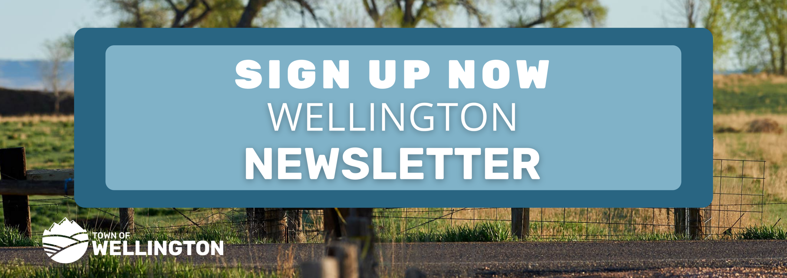 Click to Sign up for the Monthly Newsletter